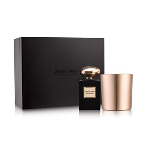 Armani Privé Rose D'Arabie Candle Set