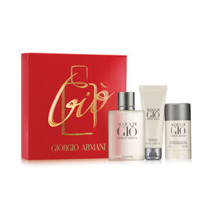 Acqua di Gio Deluxe Holiday Set