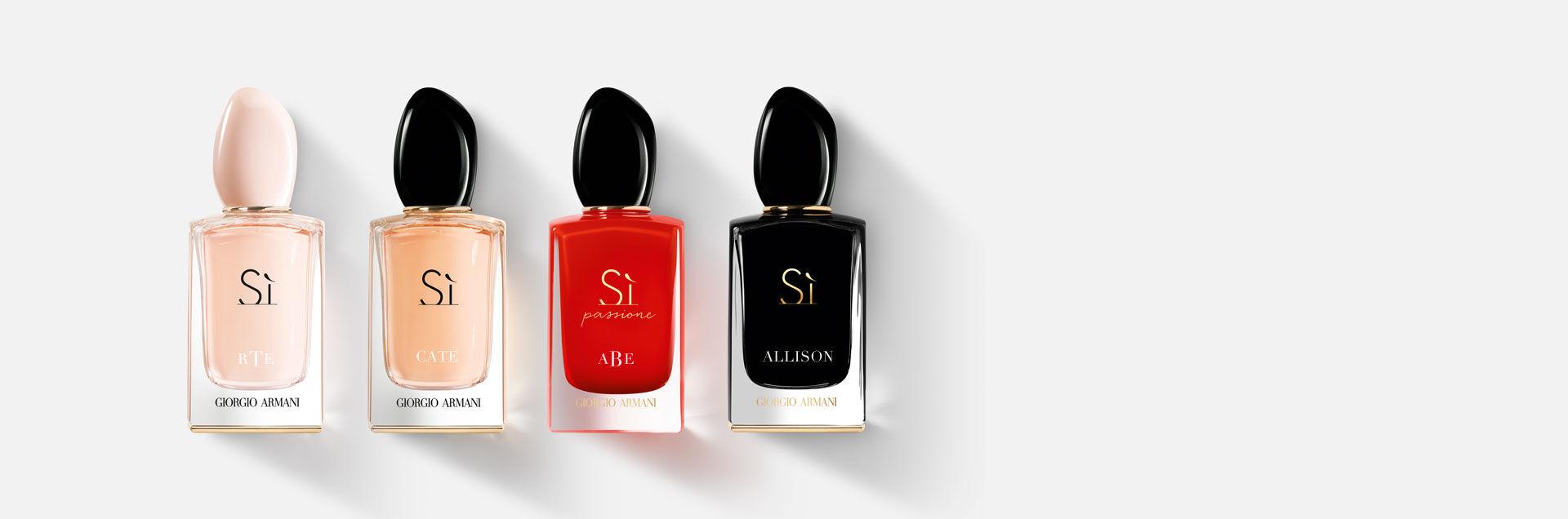 Si Womens Fragrance Giorgio Armani Beauty