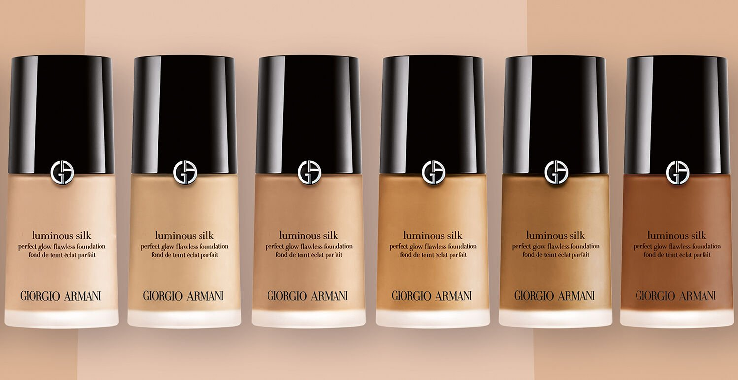 Foundation Shade Finder For The Perfect Match Armani Beauty