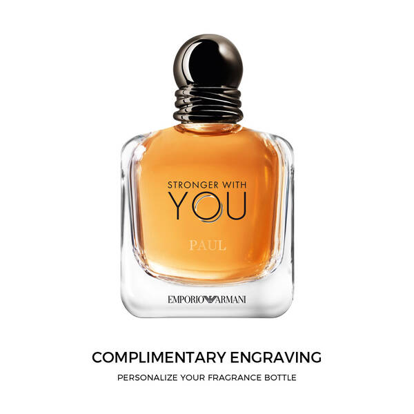 7de1417216bae Emporio Armani Stronger with You Fragrance