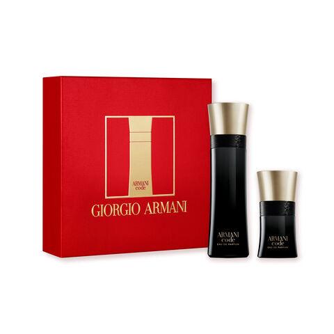 Armani Code Eau de Parfum 2 Piece Holiday Gift Set