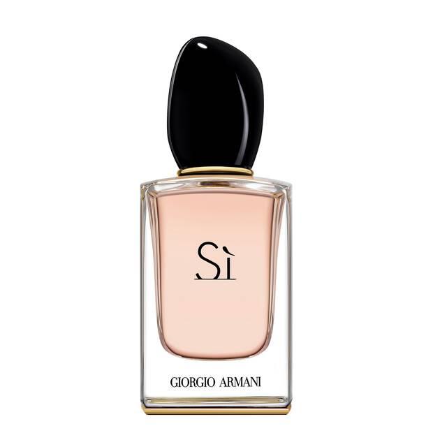 Si Eau De Parfum Womens Fragrance Giorgio Armani Beauty