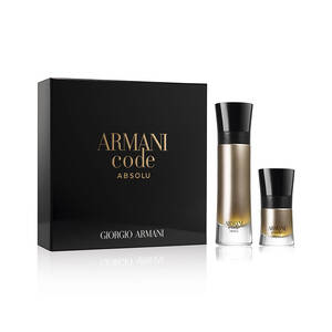 Father's Day Armani Code Absolu Set
