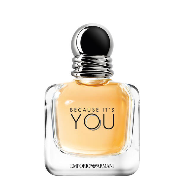 Emporio Armani Because Its You Fragrance Giorgio Armani Beauty