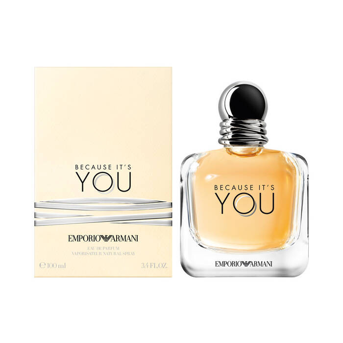 e6b73ab5b Emporio Armani Because It's You Fragrance |Giorgio Armani Beauty