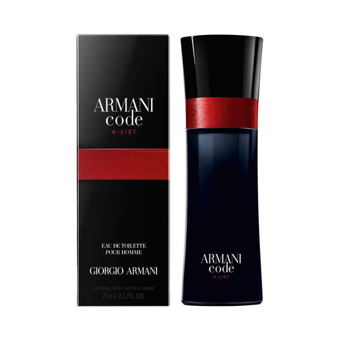 Armani Code A List Giorgio Armani Beauty