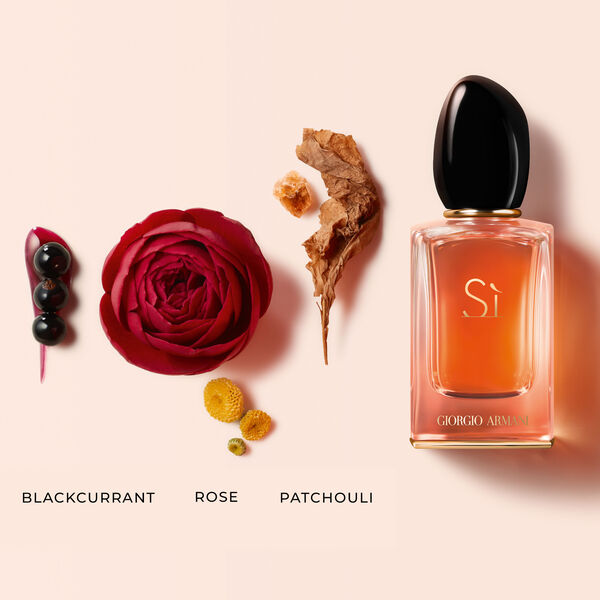 Si Women's Fragrance 3 Piece Discovery Gift Set