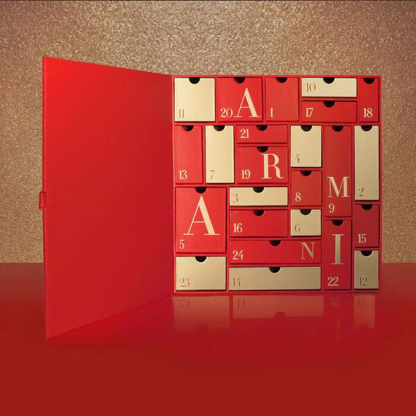 Armani Holiday Advent Calendar