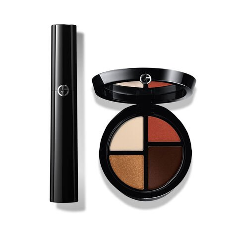 Eyes to Kill Classico Mascara & Quattro Eyeshadow
