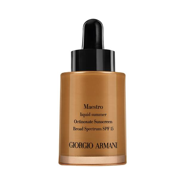 Image result for Armani Maestro Liquid Bronzer in shade 100