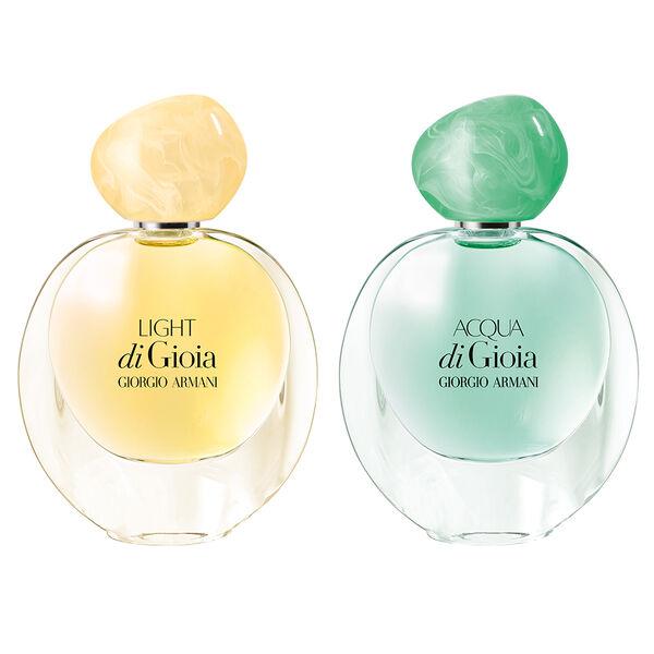 Acqua di Gioia and Light di Gioia Eau de Parfum Set