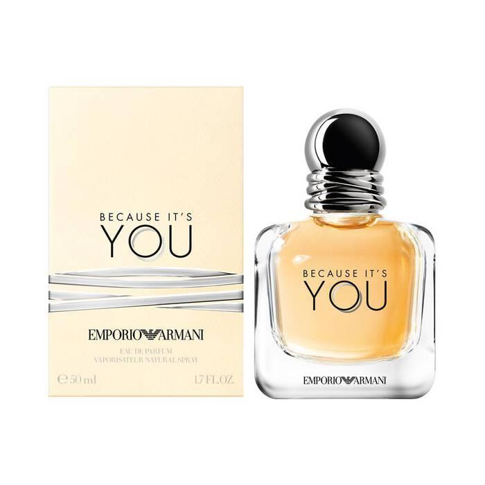 c8ad09a4dda Emporio Armani Because It s You Fragrance