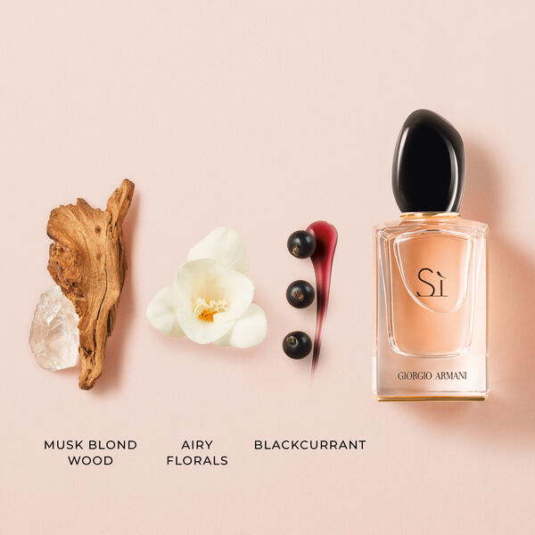 SÌ EAU DE PARFUM 3 PIECE SET FRAGRANCE SET