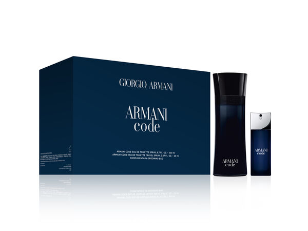 Armani Code Classic Travel with Style