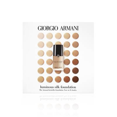 Luminous Silk Foundation | Giorgio Armani Beauty