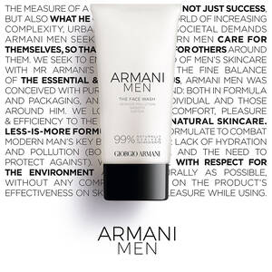 Armani Men The Face Wash