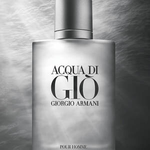 ACQUA DI GIO LUXURY MEN'S TRAVEL BAG SET