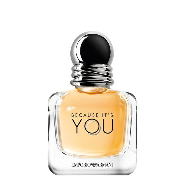 847892000 Emporio Armani Because It's You Fragrance |Giorgio Armani Beauty