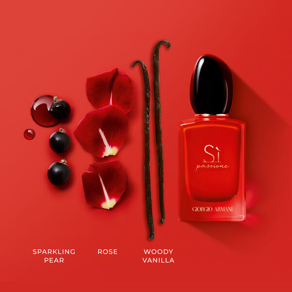 Si Passione 3-Piece Fragrance Gift Set