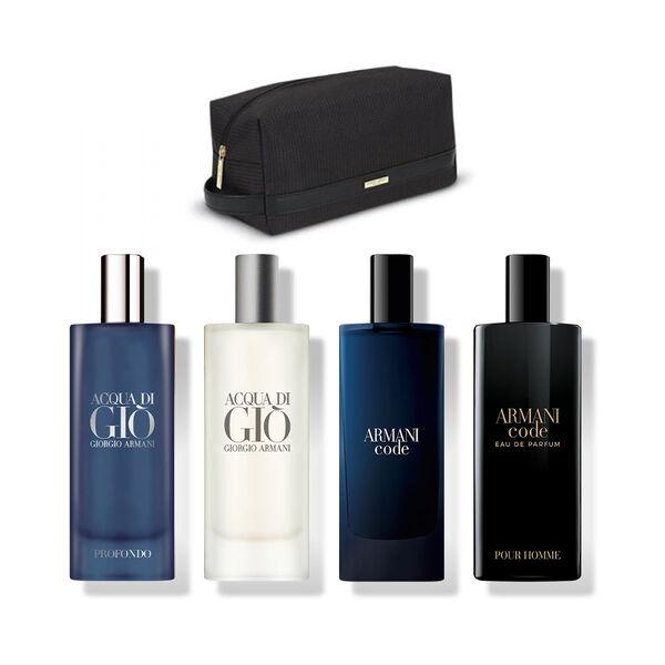 Armani Men's Fragrance Discovery Set