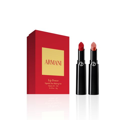 Limited-Edition Lip Power Duo Holiday Set