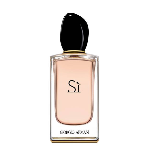 Si Eau De Parfum Womens Fragrance Giorgio Armani Beauty