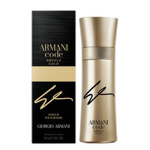 Armani Code Absolu Gold Signature