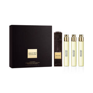 Armani Privé Rouge Malachite Travel Spray Coffret Set