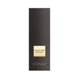 Armani Privé Rose D'Arabie Shower Gel