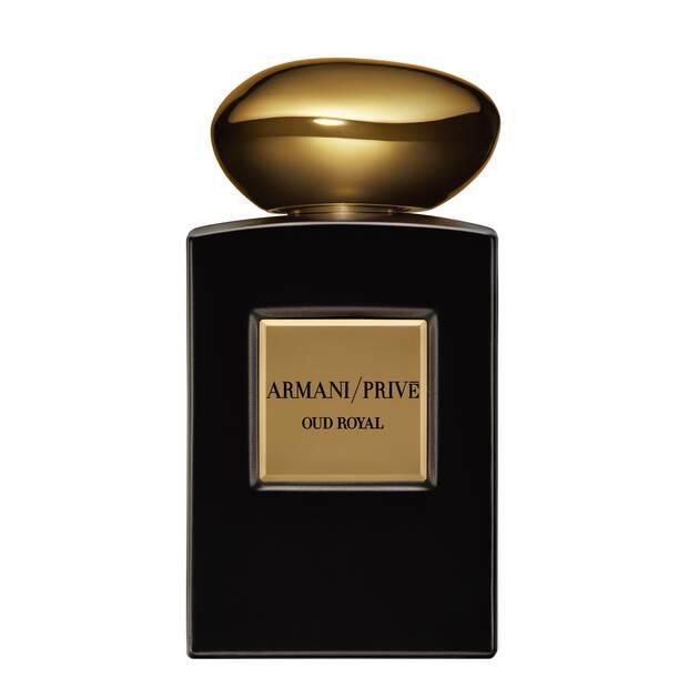 Armani Prive Oud Royal Fragrance Giorgio Armani Beauty