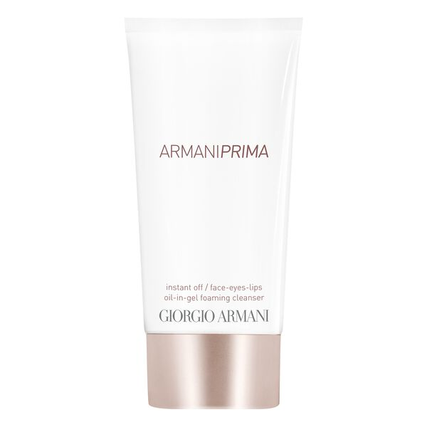 Armani Prima Oil-In-Gel Foaming Cleanser
