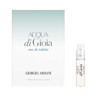 Acqua di Gioia女士香水 1.5毫升喷雾