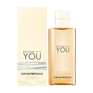 Emporio Armani Because It's You沐浴露