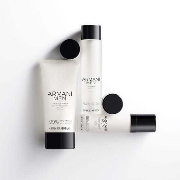 Armani Men The Face Wash