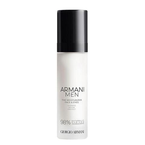 Armani Men The Moisturizer Face & Eye
