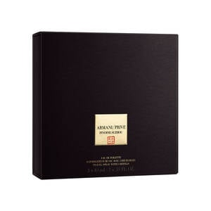 Armani Privé Pivoine Suhzou Travel Spray Coffret Set