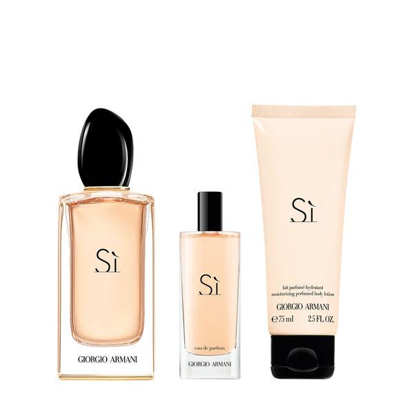 Sì Eau de Parfum 3 Piece Gift Set